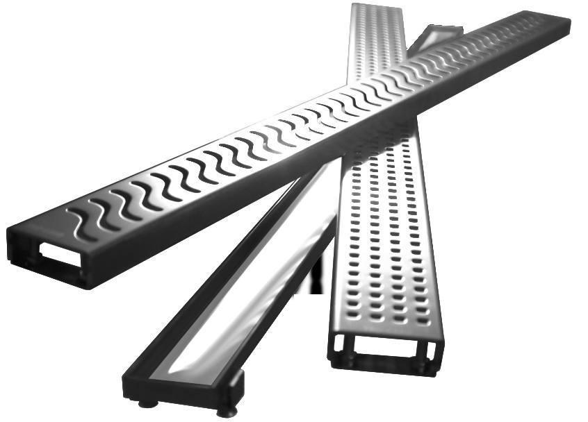 Truline Linear Drain similar to Schluter Kerdi Line