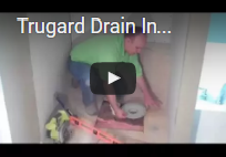 installing-the-shower-drain