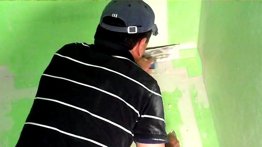 Install Corner